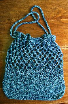 Crochet - Slouchy Market bag - Thank you for the free pattern Lyn Robinson !2524706058_0d2196ff97