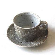 天粧土のカップ&ソーサ - 食器通販サイト『器の店 Furari』| Blut's Official Web Store