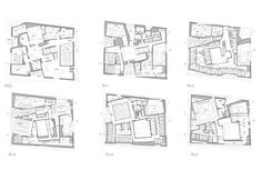 Architecture Plans - L'Atelier Senzu