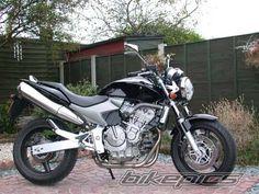 My 2003 Honda CB 600F (Hornet)