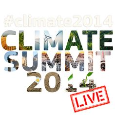 Want to watch the UN #Climate summit live? Follow this link: http://webtv.un.org/.  Opening ceremony is at 14:00 CET  #climate2014