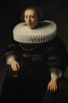 Rembrandt van Rijn, Portrait of a Woman, 1632