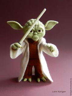 Учитель Йода - йода,звездные войны,учитель,джедай,меч,киногерой,герой мультфильма