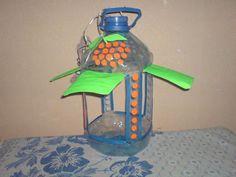 Кормушки для птиц из пластиковых бутылок своими руками: идеи