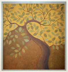 Tree wall mural  By Bel Fiore Artistry