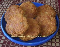My twins love these salmon patties.  I have to fix them whenever they come to visit me. I have made them for years and my family won't eat them any other way. 1 (15 ounce) can salmon, undrai...