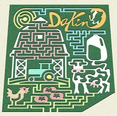 A FUN cruise through #DakinDairyFarms Maze [vid] with awesome aerial views. Looking for #ThingsToDo in Sarasota take a trip out to Dakin. Highly recommend. Check out TripAdvisor for reviews.