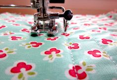 """This is a Know Nothing Quilting Beginners MUST WATCH Video! Includes Details On The ""INFAMOUS"" 1/4 Inch SEAM!"