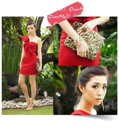 This is Kryz Uy's buyer show in OurMall;  #DRESS #RING #EARRING #BANGLE #Clutch #PUMP please click the picture for detail. http://ourmall.com/?Nzi6Vj