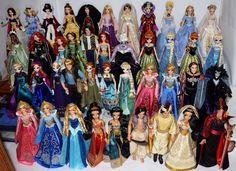 My Limited Edition Disney 17'' Princess Doll Collection - 2015-11-11