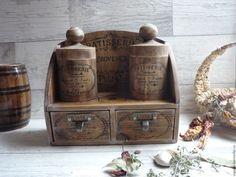 Купить Миникомод для специй ,,Кухня L'Alcone,, - коричневый, миникомодик, миникомод, мини-комод, комод, для кухни