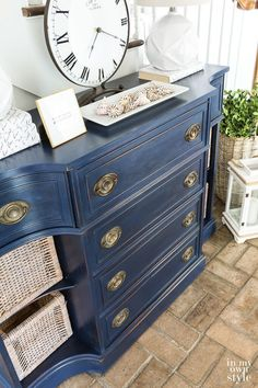 Why You Should Only Use Chalk Paint to Paint Furniture?#chalk #furniture #paint