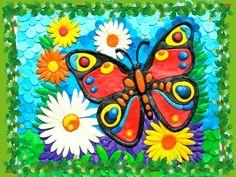 Рисуем пластилином — 26 идей | За чашкой чая Clay Art Projects, Polymer Clay Projects, Clay Crafts, Projects For Kids, Crafts For Kids, Arts And Crafts, Drawing Classes For Kids, Drawing For Kids, Art For Kids