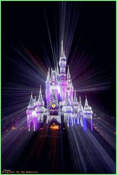 Cinderella's Castle - Walt Disney World, Orlando, FL Images Disney, Disney Pictures, Disney Dream, Disney Love, Disney Disney, Disney Style, Disney Trips, Disney Parks, Orlando