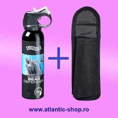 Spray anti urs Walther Bear Defender Water Bottle, Water Bottles