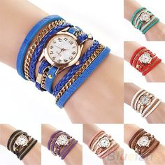 relógios Weave