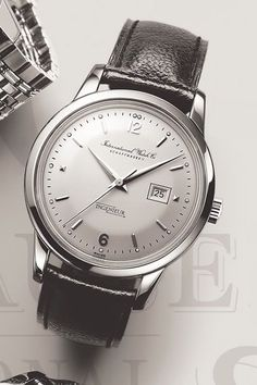 The Real Source Of Inspiration For The Vintage IWC Ingenieur #vintagewatches #Omegawatchforwomen
