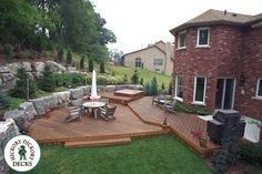 cedar decks pictures - Google Search