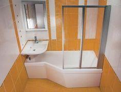 Очень маленькая ванная / Домоседы