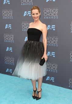 Critics' Choice Awards 2016: The Best-Dressed Celebs on the Baby Blue Carpet