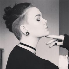 Gorgeous #360Undercut  Thanks @_cate_rox_   #BuzzCutFeed #UCFeed #Haircut  #Undercut #Undercuts #Buzzed  #ShavedNape #NapeShave  #NapeBuzz #NapeUndercut  #NapeCut #UndercutNation  #ClassicUndercut #BuzzCuts   #WomensFashion #ShavedSides   #ShornNape #UnderShave #Hair  #BuzzCut #GirlsWithShavedHeads  #SideCut #SideShave #BuzzedHair #ShavedHead #Shaved #ShavedHair
