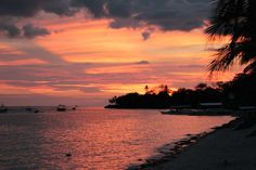 Sunset Bohol