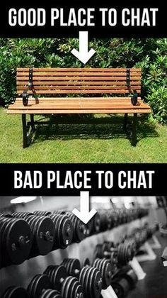 bodybuildingtipsblog:  I hate when people chat in the gym, it is so annoying. Agree??