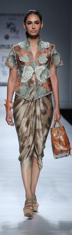 Jakarta Fashion Week - Novita Yunus