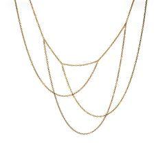 Brass On Brass Necklace