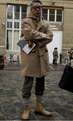 """Gloverall Wax Millerain Duffle Coat "" 글로버올 왁스 밀러레인 더플코트 : 네이버 블로그"