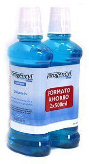 158738 Parogencyl Control Encías Colutorio - 500 ml. Pack 2 Unid.