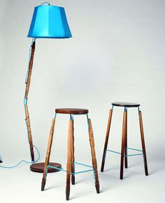 Third Generation Furniture Collection is Eco-Contemporary #uniquefurniture