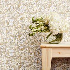 Little Leaf – Chasing Paper removable wallpaper