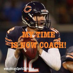 my time is now coach