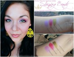 Disney Princess Inspired Makeup Series - Sleeping Beauty