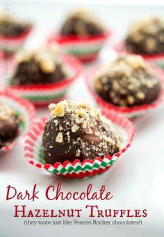 ... hazelnut truffles chocolate hazelnut chocolate truffles chocolate