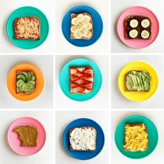 Easy and Quick Breakfast Ideas. Give your kids a great start to the day