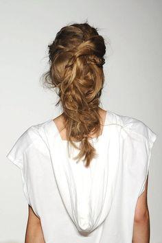 Trend: Naked Hair - Fashionscene.nl