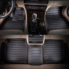 5seats RHD full surrounded waterproof non slip car floor mats for 86 RAV4 Hong Kong version right driving right steering wheel #Affiliate