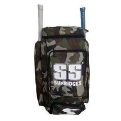 2752b1de4 Ss Camo Duffle Cricket Kit Bag Size Very Stylish Set Of 1  Exp Shipping