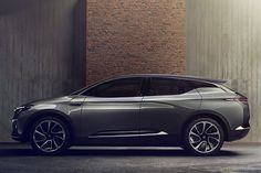 Smart Goes Auto: The BYTON Electric SUV