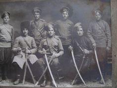 Донские казаки--Donskie cossacks ( cossacks on river Don )