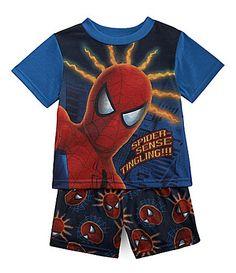AME Toddler Spider-Man Pajama Set | Dillards.com
