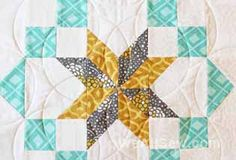 How to use your circular attachment to quilt a small project.  Great for those left over orphan blocks.