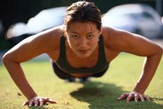 body weight exercises: all you need is gravity! Do it anywhere.