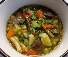 Lchf, Keto, Jamie Oliver, Irish Stew, Favorite Recipes, Vegan, Food, Soups And Stews, Romanian Recipes