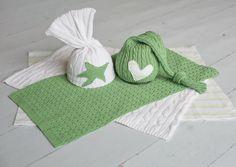 Layering Set Newborn Upcycled Hats and Layering Set Photography Prop. $49.00, via Etsy.