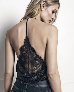 A shimmering, sequined cami with a string and lace racerback blends the lingerie-inspired runway trend and classic glamour. Our high-end Express Edition capsule collection is made for the girl who knows the trends, and transcends them.