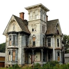 Abandoned Victorian Mansions | Nothing like a Abandoned Victorian House | Photography - Abandoned