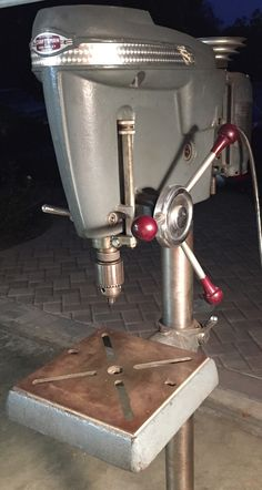 Craftsman Drill Press for JZiggy - The Garage Journal Board